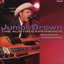 Junior Brown-Live at the Continental Club CD NEW