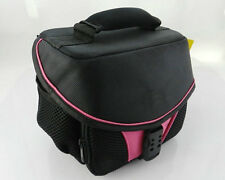 CAMERA BAG case A62 for Nikon D3000 D50 D5000 D60 P500 P100 D3100 D5100 Pink