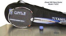 Genji Ahead 360 Nano Kevlar  F-8CX Badminton Racket