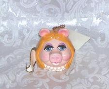 Miss Piggy Muppet Sigma Tastesetter Ornament 1981 Japan