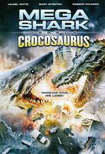 Mega Shark Vs. Crocosaurus (DVD, 2010) GREAT SHAPE