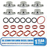 6X 33MM FOR BMW DIESEL SWIRL BLANKS FLAPS REPAIR DELETE KIT WITH INTAKE GASKETS