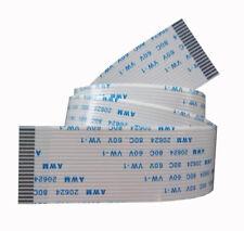 20pin 500mm  AWM 20624 80C 60V VW-1 FFC RIBBON FLEXIBLE CABLE 1.0MM 20 pin