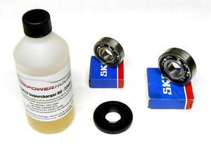 M62 Supercharger Snout Bearings Kit to fit Nissan Xterra (WD22) 3.3 2002 - 2004