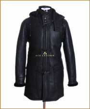 Men's Collared Trench Coats, Macs Double Breasted Coats & Jackets