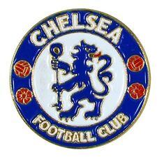 official Chelsea football club lapel badge stamford bridge blues pensioners CFC