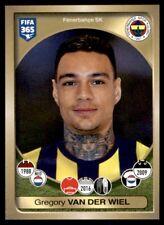 Panini FIFA 365 2017 - Gregory Van der Wiel (Fenerbahçe SK) No. 400