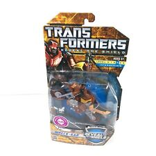 Transformers Reveal the Shield Wreck-Gar 2010 Habro New on Card