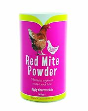 Battles Chicken Poultry Red Mite & Lice Powder - 500g Insect Repellent