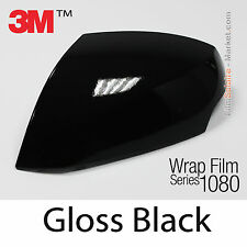 20x30cm FILM Gloss Black 3M 1080 G12 Vinyle COVERING New Series Car Wrapping