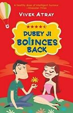 DUBEY JI BOUNCES BACK - New Book Mahadevan, Prem