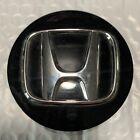 Honda 44742 Factory Oem Wheel Center Rim Cap Hub Dust Cover Black Chrome B1033