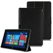 """AS Hard Folio Leather Holder Case Cover For 10.8"""" Dell Venue 11 pro 5130 Tablet"""