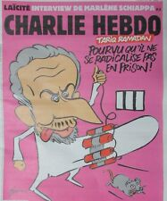 CHARLIE HEBDO N° 1333 de FEVRIER 2018 TARIQ RAMADAN RADICALISATION EN PRISON