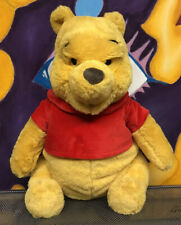 "Disney Store Winnie the Pooh Plush Bear 12"""