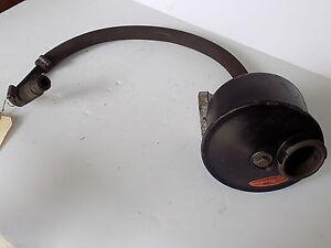 Jaguar 3.4, 3.8, 3.8S Oil Reservoir for Power Steering Fluid  C16189  OEM Used