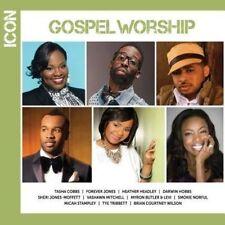 NEW ICON Gospel Worship (Audio CD)