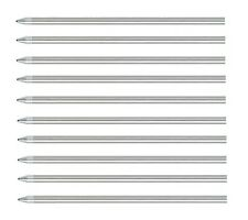 10 - Mini Orpheo Ballpoint Pen Refills for S.T DUPONT  * BLACK