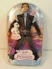 Mattel Barbie and The Magic Of Pegasus Prince Aidan Doll 2005 New Rare Mattel