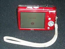 Nikon COOLPIX L18 8.0 MP Digital Camera - Red lens error
