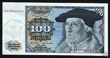 GERMANY 100 MARKS P34A 1970 MUNSTER UNC EAGLE EURO GERMAN CURRENCY MONEY NOTE