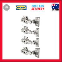 IKEA KOMPLEMENT Soft Closing Hinge 4 Packs