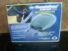 Mr  handsfree  car-kit pro new unused mobile calls in all safety plug in & go