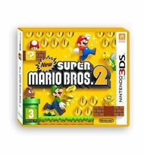 Nintendo New Super Mario Bros. 2 (Nintendo 3DS, 2013)