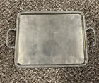 Cosi+Tabellini+Pewter+Tray+Serving+Dish+hand+made++ITALY
