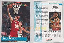 JOKER BASKET Serie A1 1994-95 - Luca Usberti # 130 - Near Mint