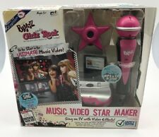 BRATZ MUSIC VIDEO STAR MAKER
