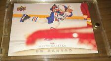 2011-12 Upper Deck Series 2 Canvas Wayne Gretzky - Edmonton Oilers #C241