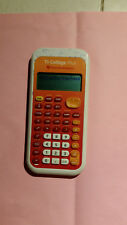 calculatrice scientifique texas instruments TI- Collège Plus
