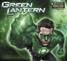 Green Lantern Movie 19 Month 2012 Wall Calendar, SEALED