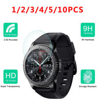 For Samsung Gear S3 Frontier Premium 9H Tempered Glass Screen Protector HD Clear