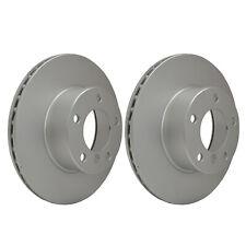 Front Brake Discs 296mm 50439PRO fits BMW 5 Series E39 520i 523i 528i 535i 525i