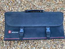 USED WUSTHOF PROFESSIONAL KNIFE CASE for CHEF Prompt UK Shipping