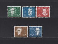 Bund 315-319 Beethoven postfrisch einwandfrei kpl.