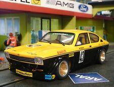 Slotcar BRM OPEL Kadett C-Coupe GTE 1:24 VORBEREITET für Carrera Digital  BRM100