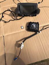 Renault Megane 3 III RS 250 Stereo Sat Nav Display GPS Aerial Controls And Loom