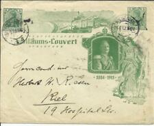 "Germany Illustrated Private Printed 5pfg Postal Env ""Jubilaums-Couvert Wiesbaden"