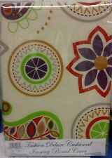 "Padded Ironing Board Cover and Pad, Cute Design (for standard 54"" boards)"