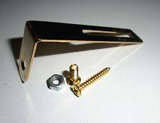 NEW FIXATION gold pour PICKGUARD Les Paul - bracket - pour Gibson...