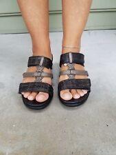 b9464e82d0ad EUC Abeo Gillian Biosystem Heel Slides Sandals Size 10 N Narrow