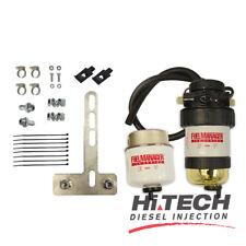 Nissan Navara D40 RX ST 2.5L Fuel Manager Diesel Filter Kit (suit auto & manual)
