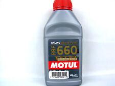 Bremsflüssigkeit 500ml Motul RBF 660 DOT 4 Brake Fluid Rennsport Motorrad AKTION