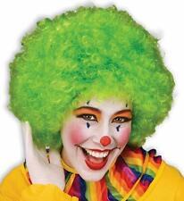 Forum Novelties - Unisex Afro Wig, Green.