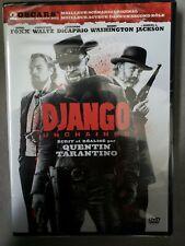 DVD DJANGO UNCHAINED édition française QUENTIN TARANTINO DICAPRIO FOXX NEUF