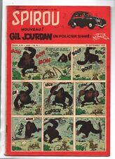 SPIROU n°962 - 20 septembre 1956  - complet. Bon état