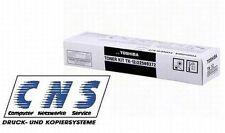 Toshiba 2er-Pack TK-12 Schwarz 22569372 TF-501 - 505 - 601 - 605 - 610 Original